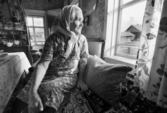 «Стареющая мать» — стихотворение вызывающее сильнейшие эмоции