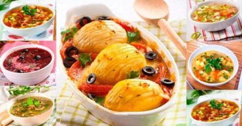 Вторые блюда в Великий пост: сохраните эти вкусные рецепты!