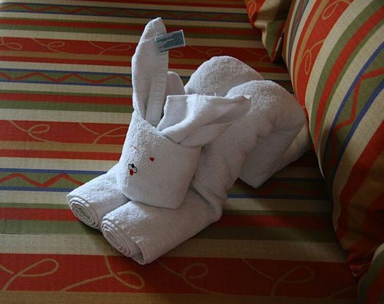 15 примеров, когда горничная в отеле показала высший класс!