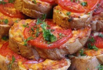 Вкуснейшие горячие бутерброды: 7 рецептов