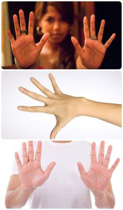 Как длина пальцев влияет на характер человека?