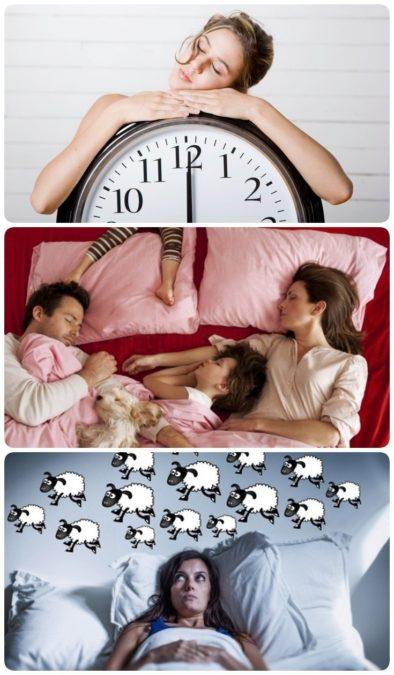 Недостаток и избыток сна: плохое влияние