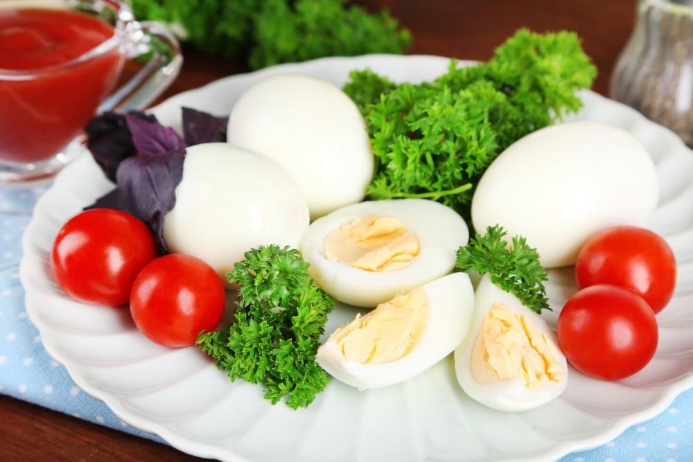 Диета Овощи Яйца.