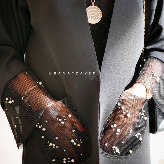 Ажурные карманы модная деталь этого сезона