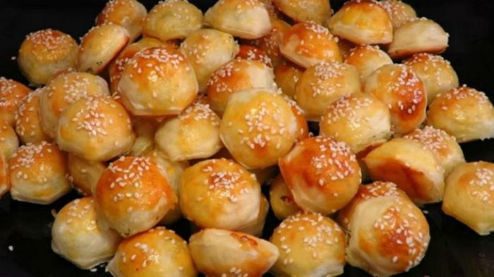 Пирожки без лепки — любовь с первого взгляда!