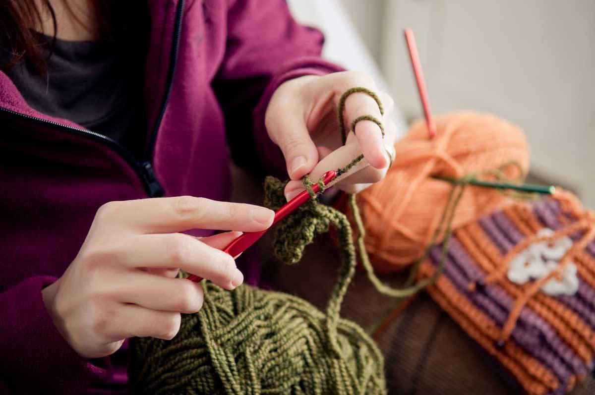 Вязание и болезнь Альцгеймера. Или как рукоделие влияет на мозг.