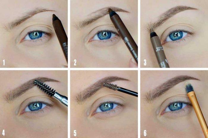 Полезная шпаргалка по мейкапу: макияж на пятёрку за 3 минуты