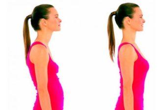Коррекция осанки. Топ-5 упражнений от сутулости для любого возраста