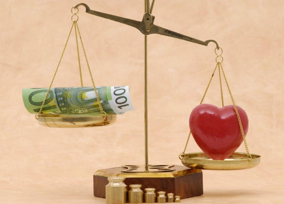 Любовь не купишь.