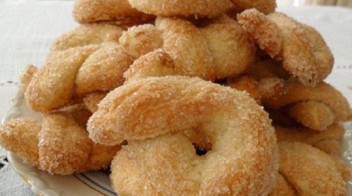 Нежное и ароматное итальянское печенье