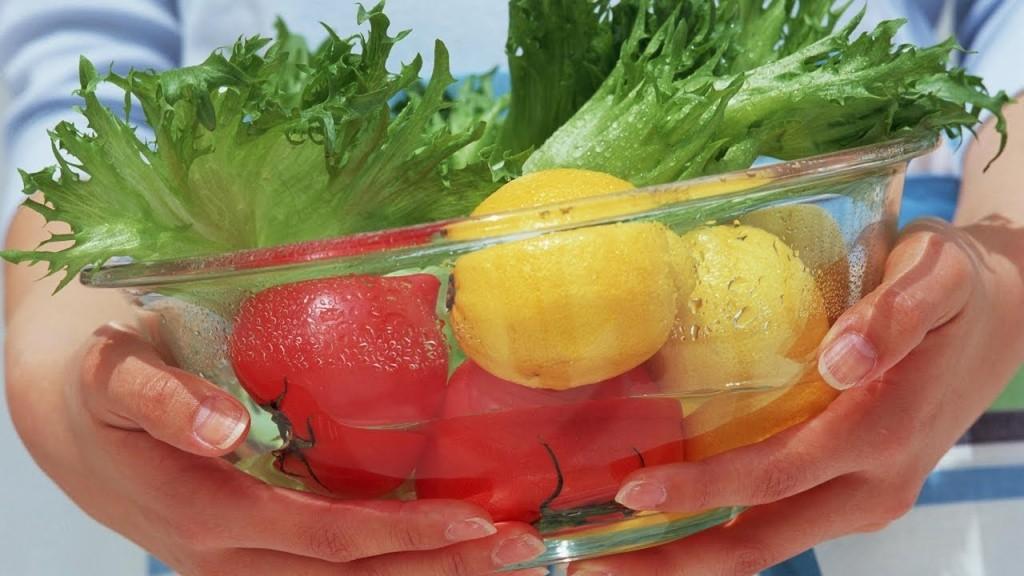 Избавляемся от пестицидов в фруктах и овощах