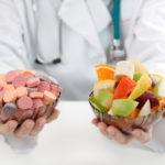 Лекарства можно заменить обычными продуктами