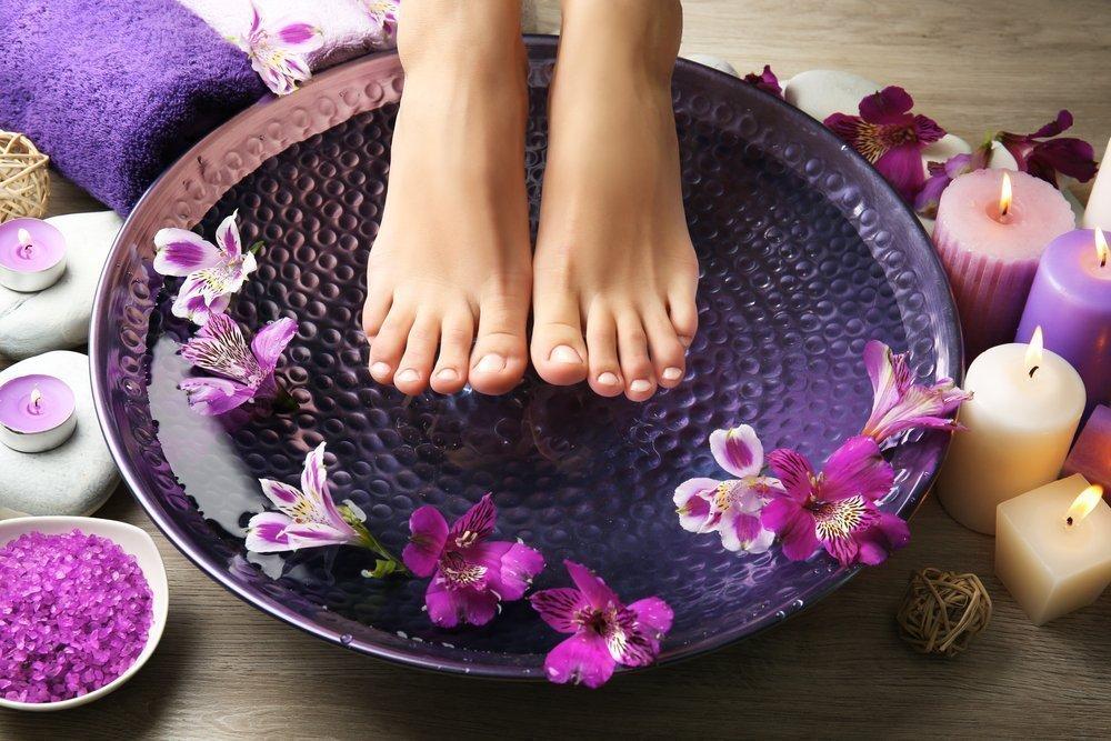 Эффективные способы ухода за женскими ножками