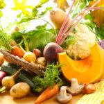 Обязательно включите в рацион эти продукты осенью.