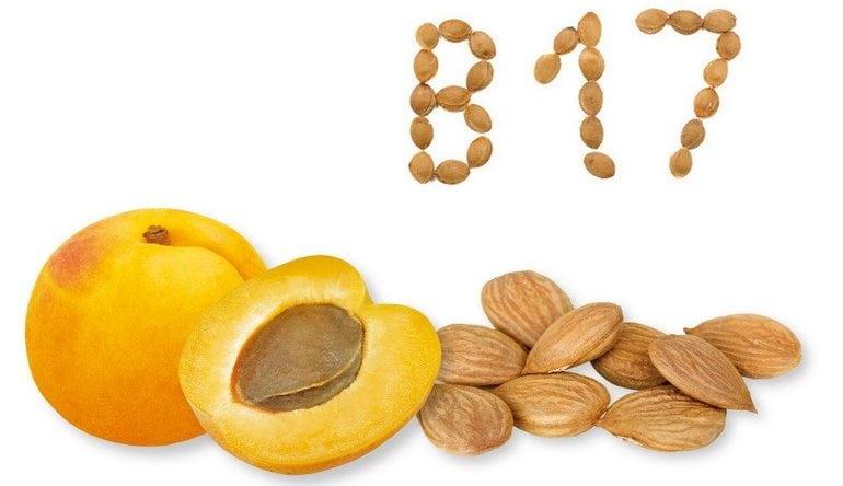 Польза витамина В17. В каких продуктах он содержится.