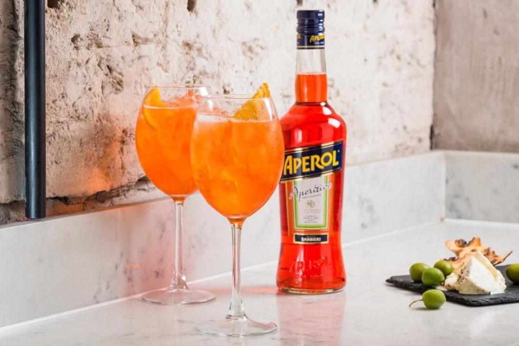 10 рецептов приготовления коктейлей с Aperol