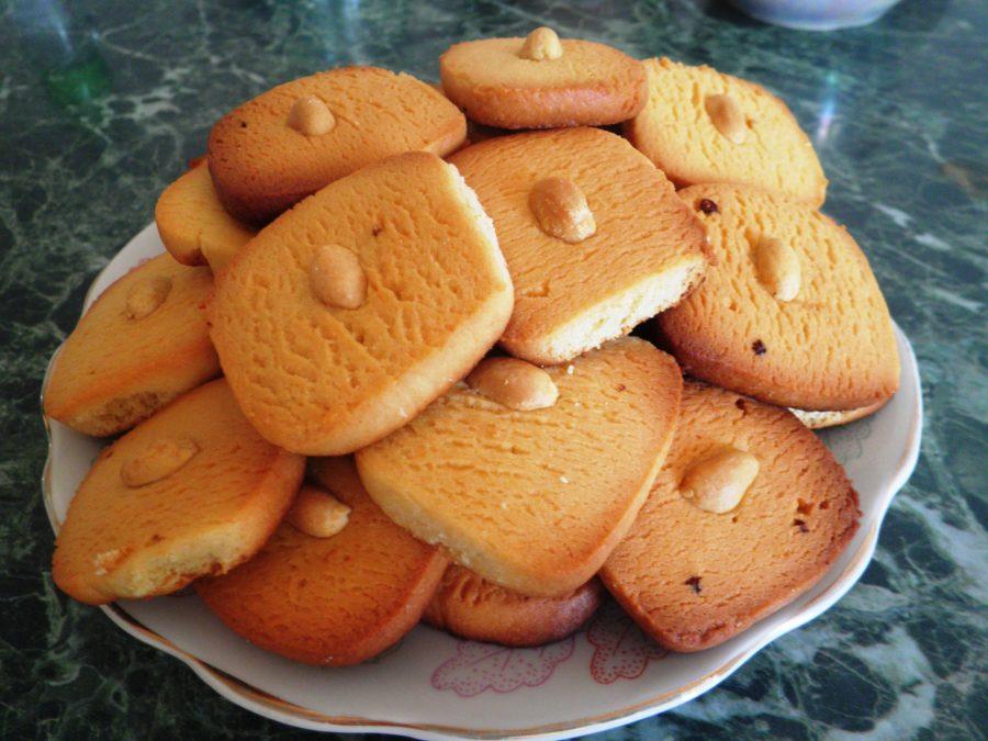 Очень вкусное печенье. Сказочное печенье.