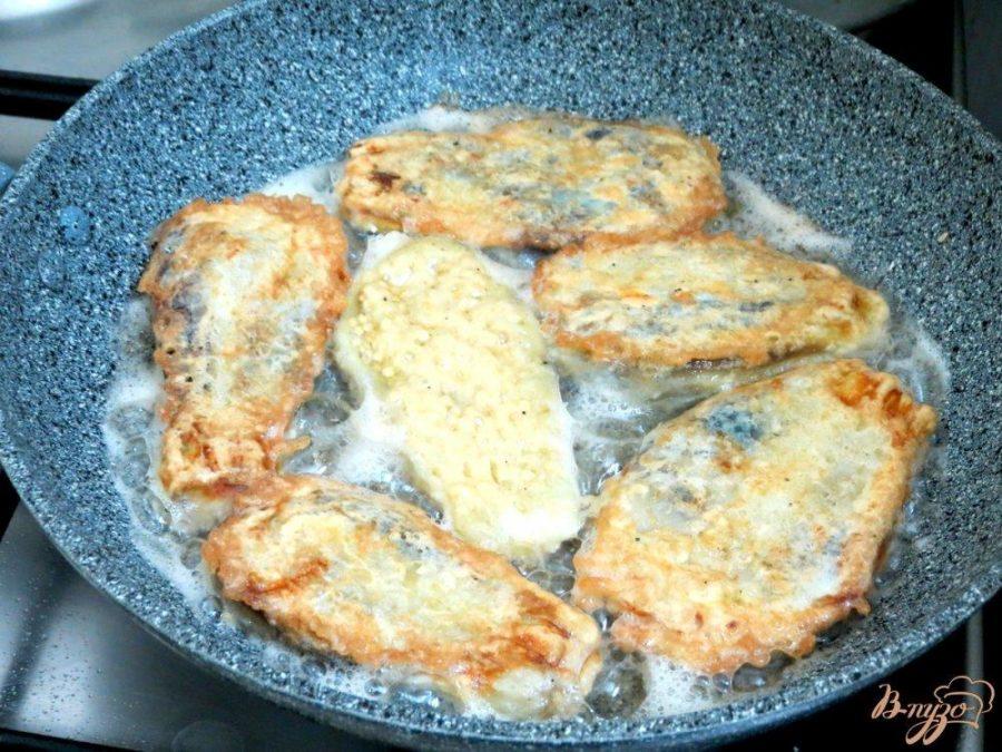 Вкусные и быстрые рецепты из баклажан