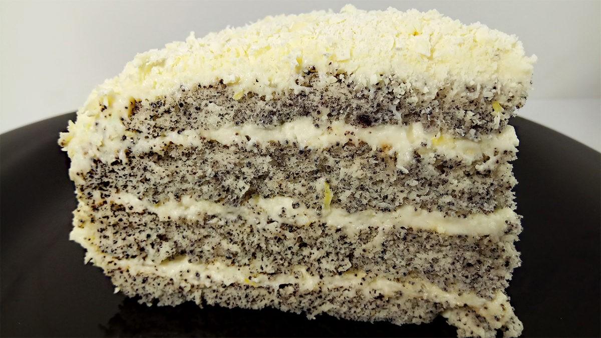 Невесомо-воздушный торт