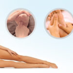 Просто помассируйте ноги, чтобы стимулировать кровообращение и обмен веществ всего за 10 секунд