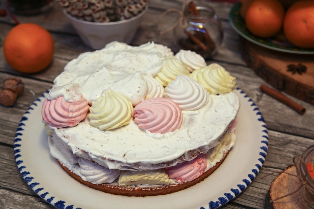 думают, торты из зефира рецепты с фото как оказалось