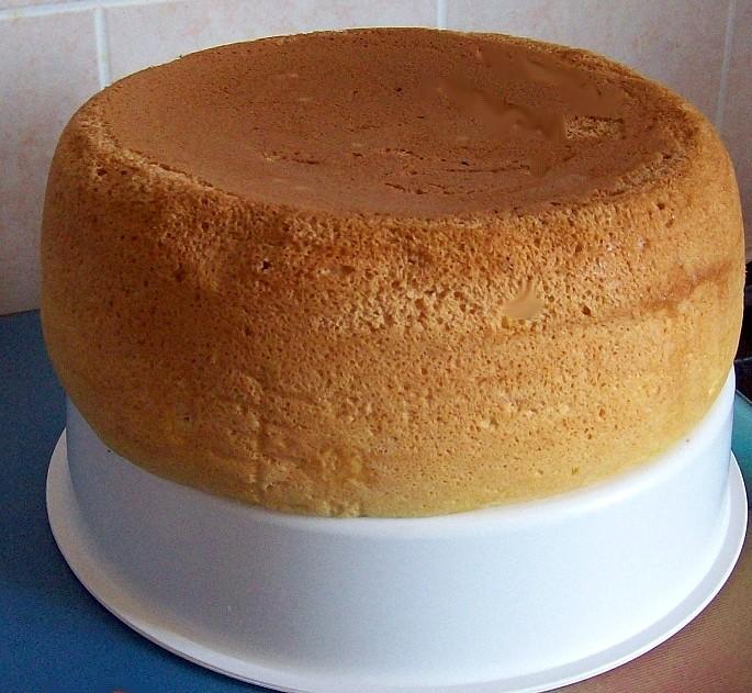 Секреты приготовления идеального бисквита. Оказывается все так просто!