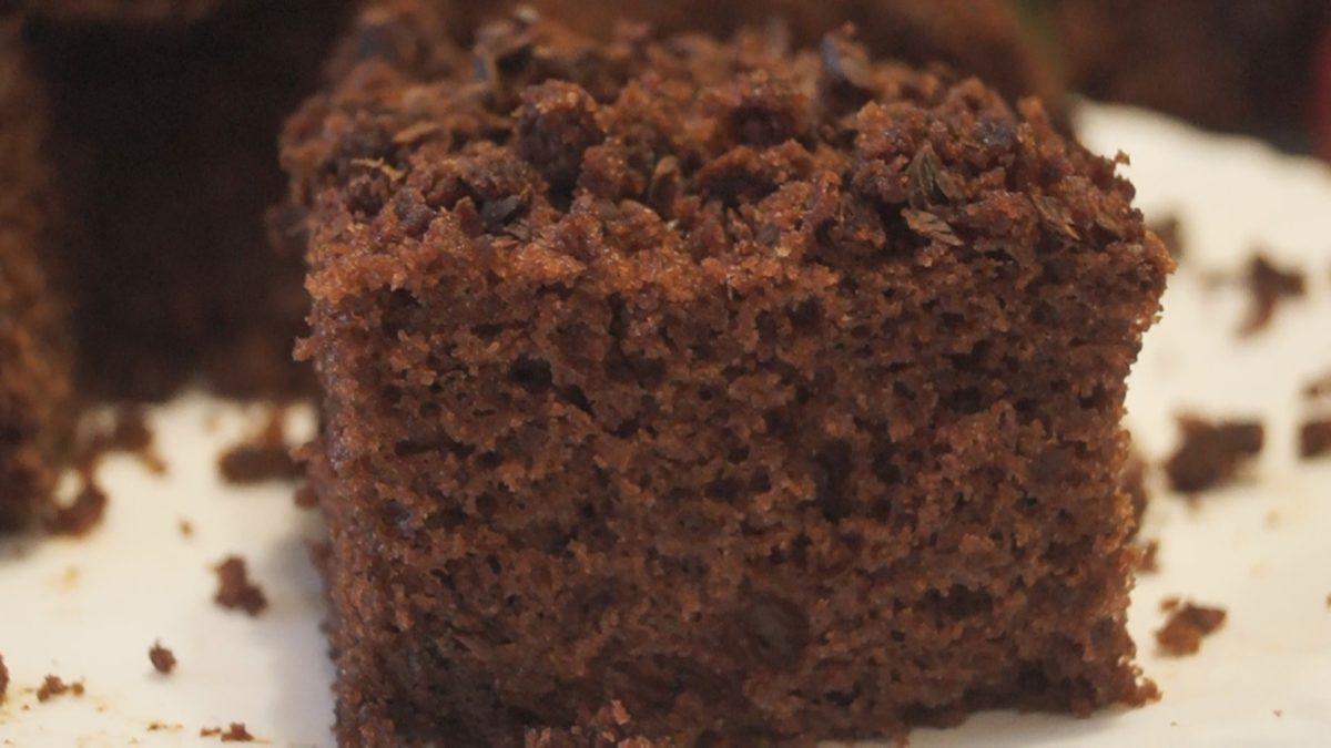 Быстрый и вкусный шоколадный пирог